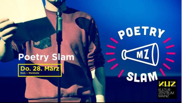 Poetry Slam Mainz